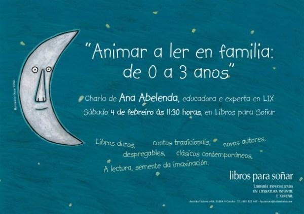 Charla de animación a la lectura para bebés