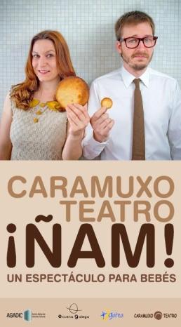 Ñam Caramuxo Teatro