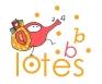 Logotipo Bblotes