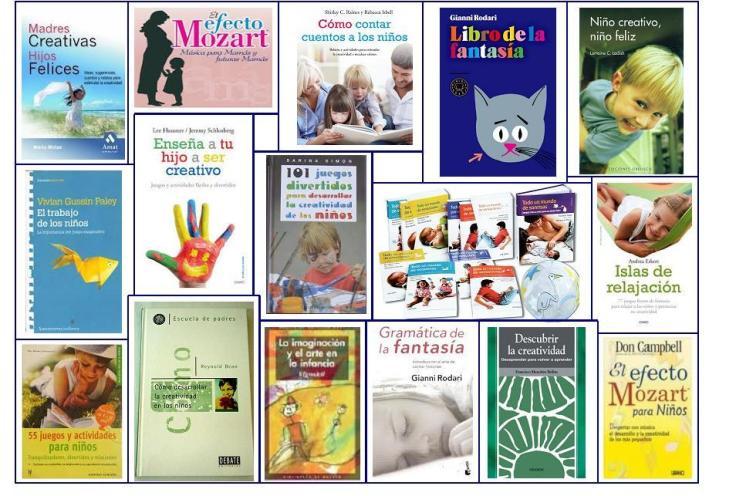 Libros sobre creatividad