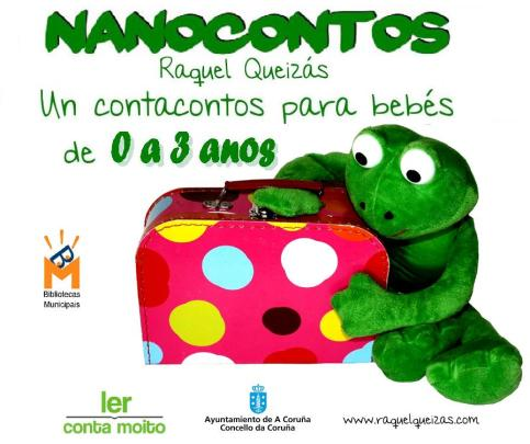 Cartaz Nanocontos Blog