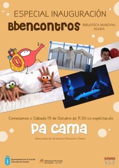 Inauguración BbEncontros
