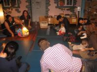 1ª Sesión Bebencontros na Biblioteca infantil e Xuvenil