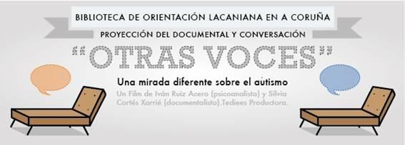 Proyección del documental Otras Voces