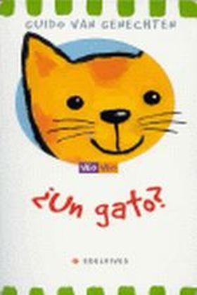 ¿Un gato?, Guido Van Genechten