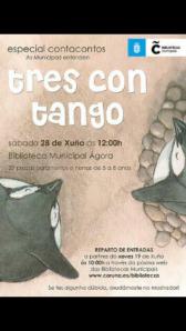 Contacontos Tres con tango