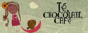 Cuberta do libro Té, chocolate, café