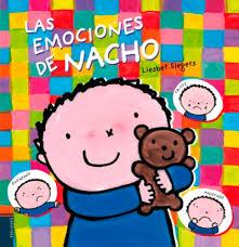 Las emociones de Nacho, de Liesbet Slegers