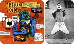 Fanfare Ciocarla, Moby e Tom Zé foron algúns dos artistas que empregamos nos Bebencontros