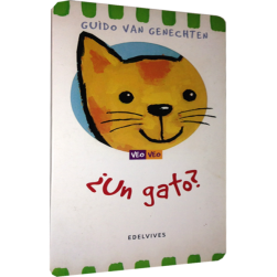 Veoveo- ¿un gato? Editorial Edelvives