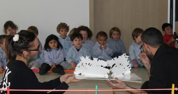 Actualmente o programa BbEscolas é desenvolvido dende a Biblioteca Municipal Ágora en relación as Escolas Infantís da súa contorna: EI Agra do Orzán, EI Nazaret, EI Carmen Cervigón, EI PSN Bicos, EI Ventorrillo, EI Xénesis e EI Parrulos Ventorrillo.