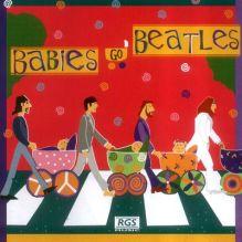Babies Go Beatles CD